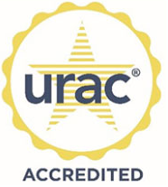 URAC Specialty Pharmacy Accredited Seal